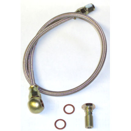 Reservoir Hose - Drop Pipe Kit - 7/16 Threaded